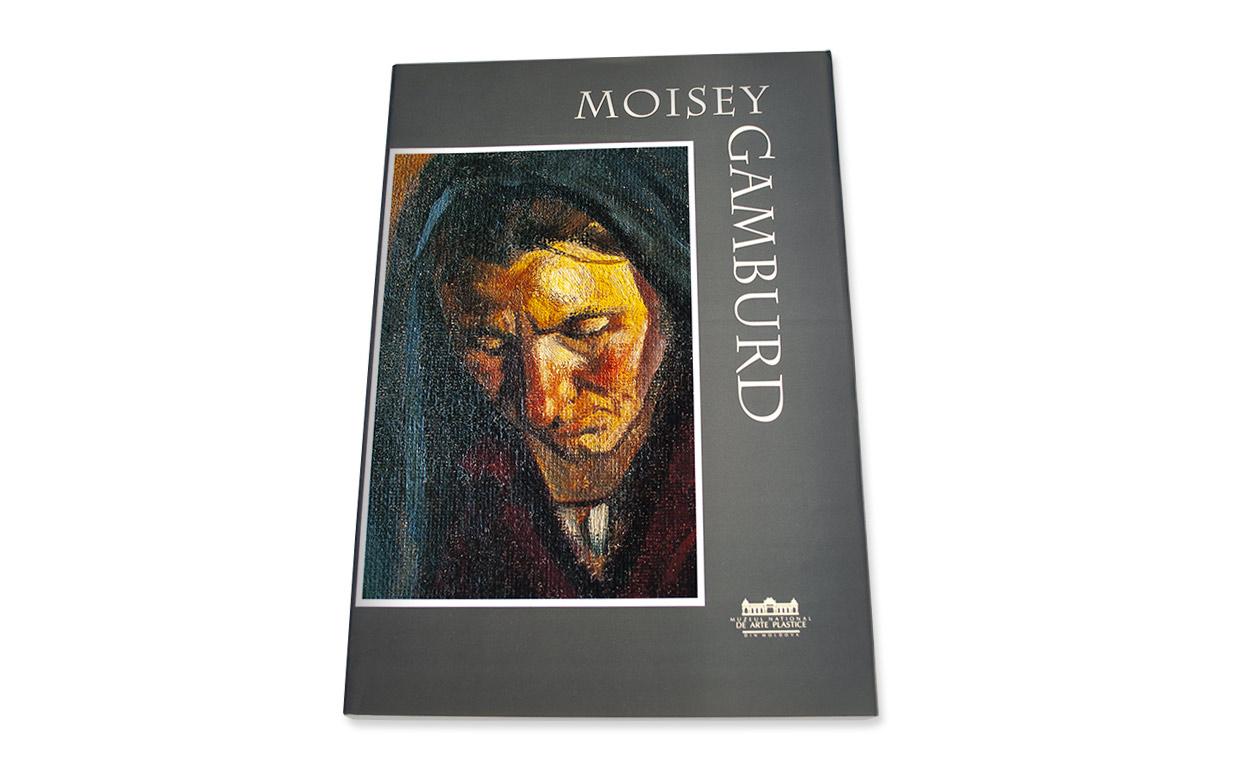 "Monograph ""Moisey Gamburd"""