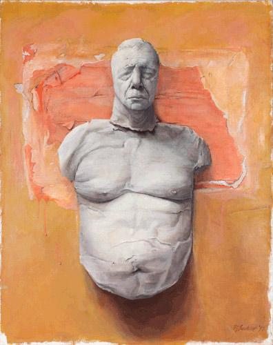 Mitch Becker - Autoportret