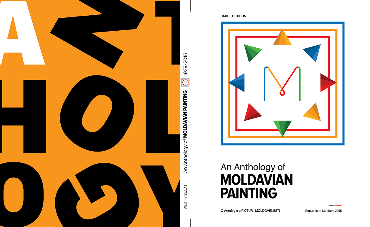 "The Book: ""An Anthology of Moldavian Painting"""
