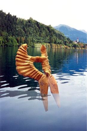 2005. Wings. Wood.
