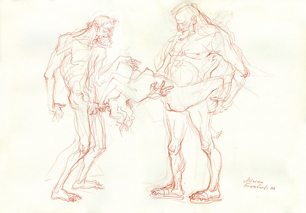 Shoshana and the Elders